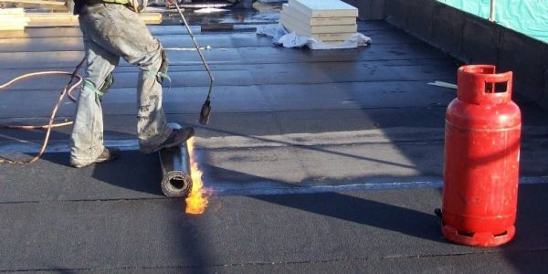 Cold-Applied Roofing