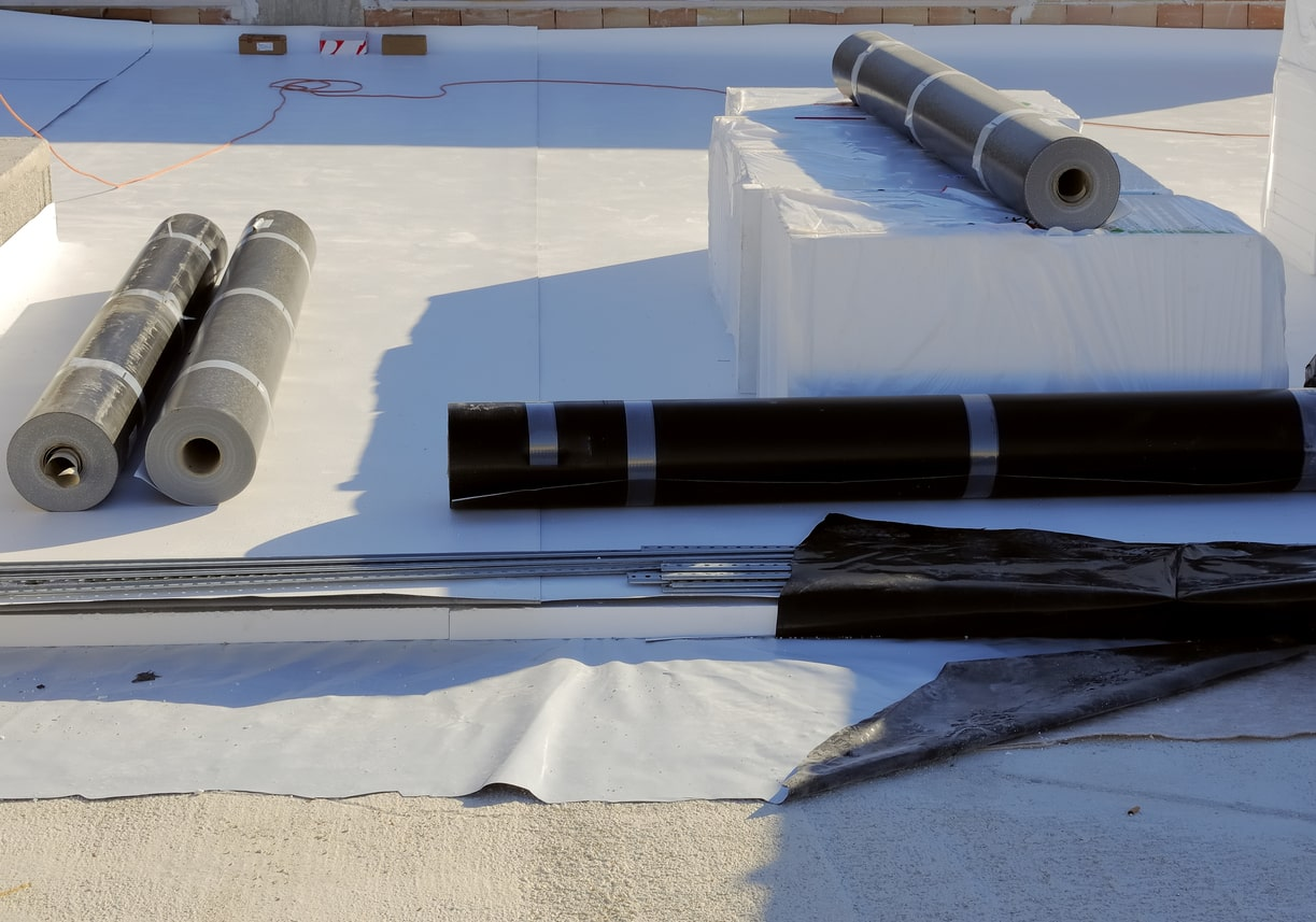 Flat Roofing for Energy Conservation